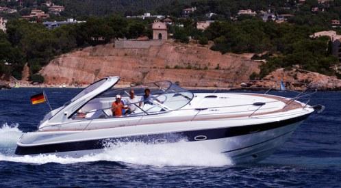 Motorbåtar 36-39 fot
