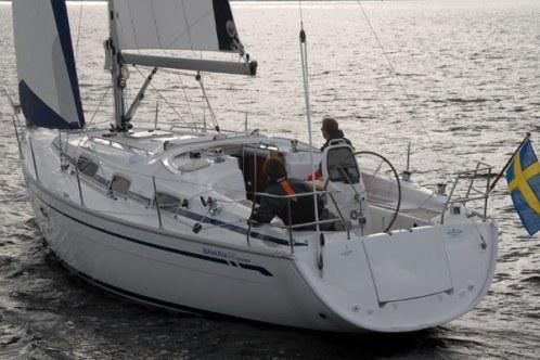 Segelbåtar 33-35 fot