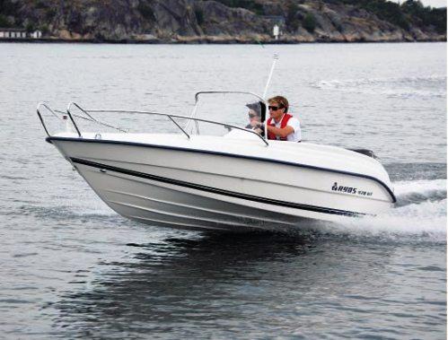 Motorbåtar under 5 m