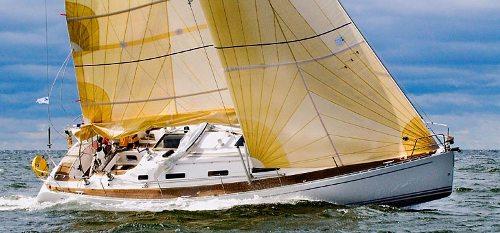 Segelbåtar 40-45 fot