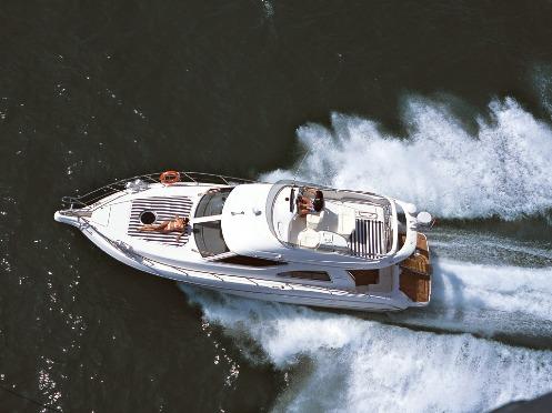 Motorbåtar 40-45 fot