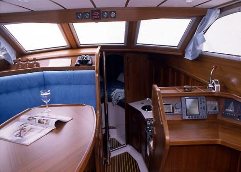 Segelbåtar 30-32 fot