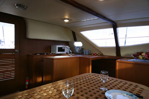 RB 34 Segelkatamaran - RB Power & Sailing