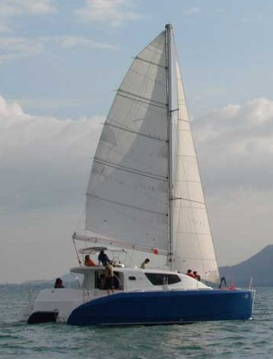 RB 34 - RB Power & Sailing