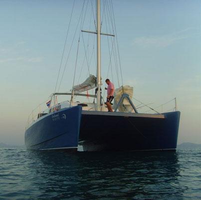 Flerskrovsbåtar