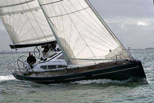 Dehler 44 - Dehler Yachts