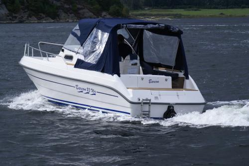 Motorbåtar 23-26 fot