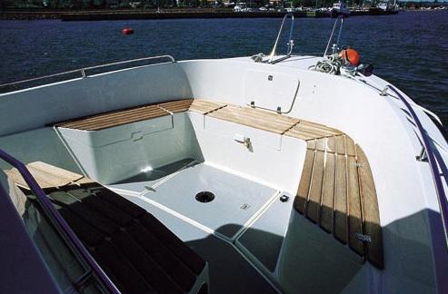Motorbåtar 33-35 fot