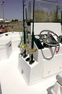 Motorbåtar 5 - 6 m