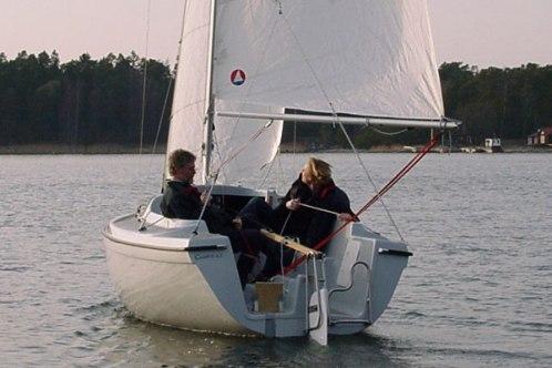 Segelbåtar under 24 fot