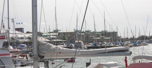 Båtarna på bilden har inget med Båtpoolen att göra