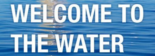 Välkommen till vattnet
